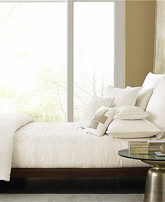 Hotel Collection King Coverlet Quilted Verve $375 Retail Value