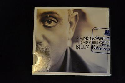 Piano Man: The Very Best Of BILLY JOEL CD Good Used Condition FREEPOST IN AUST