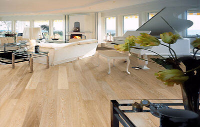 Oak Real French Flooring 240 Mm Engineered Timber Free Installation European