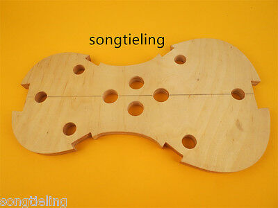 Best hand-made violin tool,Strad style 4/4 violin  Mold wooden #6248