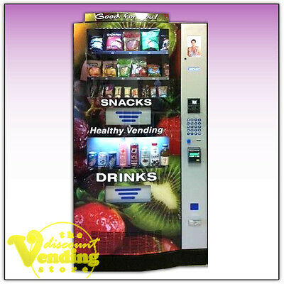 Seaga HY900 Healthy You Vending Machine (refurb)