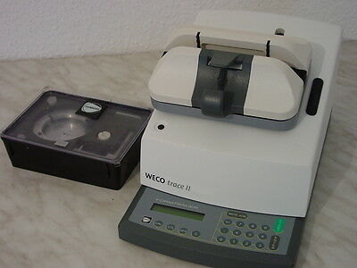 Weco Tracer 2 Fernrandung Scanner Edge 430 450 W3D Briot Accura Essilor Kappa