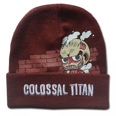 *NEW* Attack on Titan: Chibi Colossal Titan Beanie by GE Animation