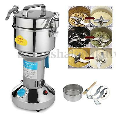 1000g Electric Herb Grains Corns Grinder Nut Coffee Bean Food Wheat Mill Machine