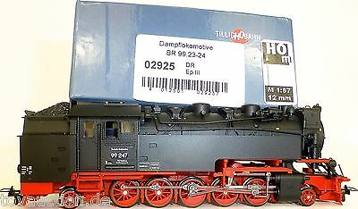 BR 99 Steam locomotive DR EP III DSS Next18 Tillig 02925 H0m 1:87 NIP µ LG2