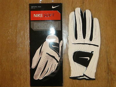 Nike Men's Soft Weather R/H Golf Glove (25cm LARGE) **NEW** CLEARANCE SALE
