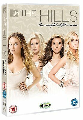 The Hills - Series 5 (NEW & SEALED DVD, 2010, 4-Disc Set)