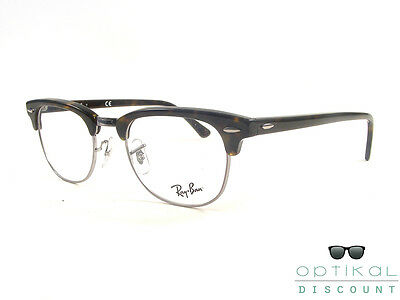 ray ban RX5154 2012 clubmaster optische brille gestell glasses brille FRAU