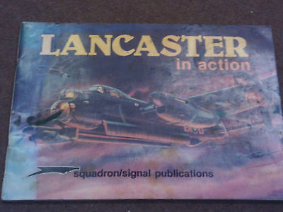 book lancaster in action