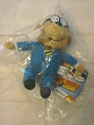 Rare talking penfold danger mouse toy