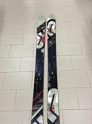 K2 Hard Side Sci Freeride Backcountry Scialpinismo Freetouring