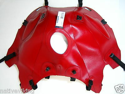 Bagster TANK COVER BMW R1150R 2001-2006 DARK RED Baglux TANK PROTECTOR 1427D