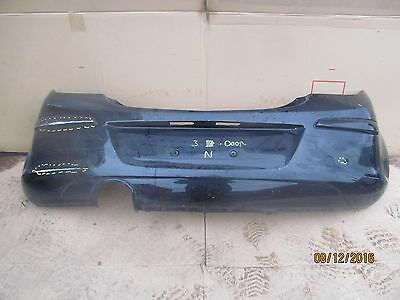 Vauxhall Corsa D 3 Door Rear Bumper 2006-2012- Genuine Part