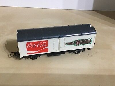 Coca Cola Toy train carriage