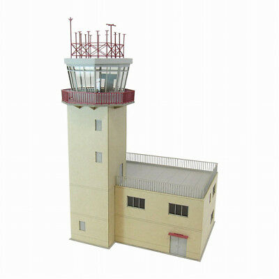 Sankei MK08-01 Control Tower Type A 1/144 N scale
