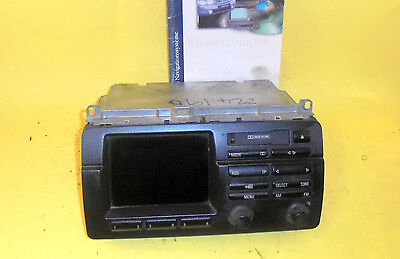ROVER 75 Navigationssystem / Bordmonitor / Radioanlage / Alpine YIE10011PUY