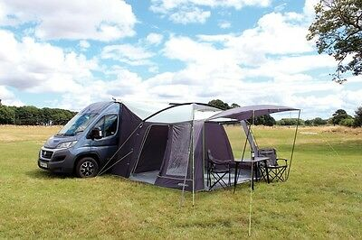 Outdoor Revolution Cayman Freestanding Driveway Campervan Awning