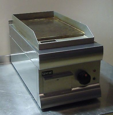LINCAT GS3 Electric Griddle / Contact Grill / Commercial Flat Plate Griddle