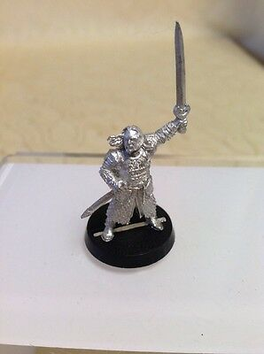 Theoden - Lord Of The Rings - Metal - Warhammer - Games Workshop