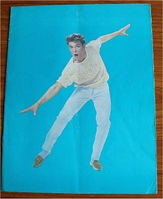 Cliff Richard And The Shadows Concert Programme 1960's