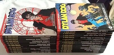 DYLAN DOG - Collezione Book