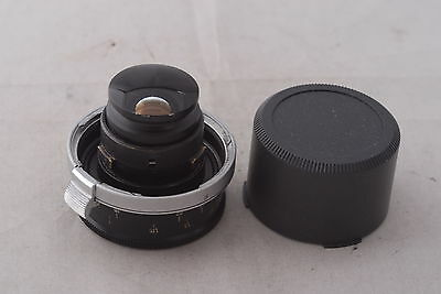 Rear Lens Cap Deep for Contax Pre-war 35mm f/2.8 Biogon, Kiev 35mm f/2.8 Jupiter
