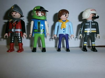 Lot N°6 : Personnages Playmobil
