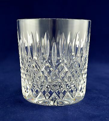 "Stuart Crystal ""MANHATTAN"" Whiskey Glass - 9.1cms (3-1/2"")"