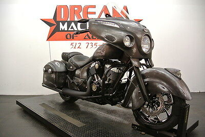 Indian Chieftain  2015 Indian Chieftain *LOADED* $15,000 in Upgrades* *We Ship & Finance*