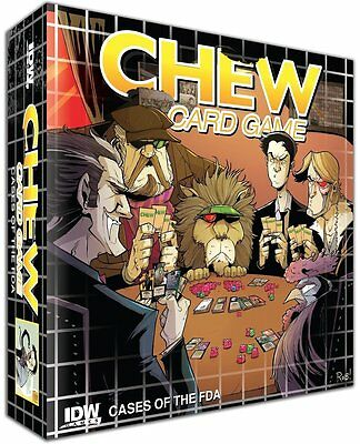 CHEW of The FDA Card Game - New