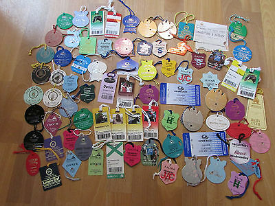 Collection of HORSE Racing Mainly 2000's Onwards Badges inc Owner & Trainer