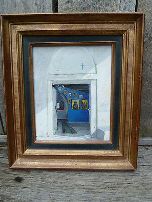 Modern British William Henderson 1903-1993, Oil Painting #2 Liisted to £1800