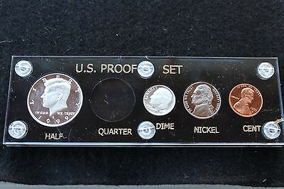 1999-S Silver Proof set in Plastic holder