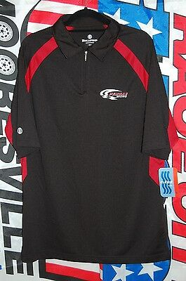 PENSKE Racing Polo Shirt Size MEDIUM  NASCAR or INDY CAR (BNWT)