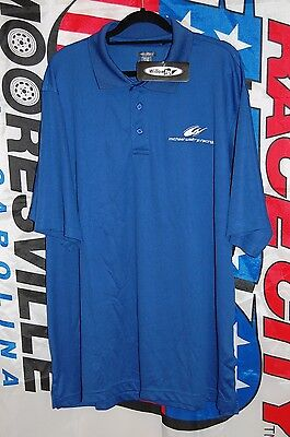 Michael Waltrip Racing Polo Shirt Size 2XL NASCAR (BNWT)