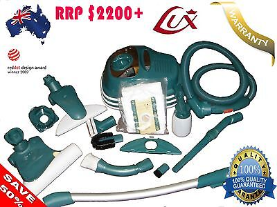 Electrolux Lux Sora Canister Hose Vacuum Cleaner