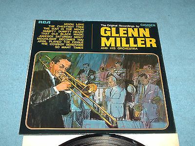 lp record the original recordings by glenn miller