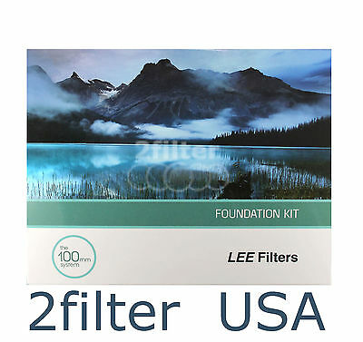 Lee Filters Foundation Kit Lee Filters FK Holder Holds 100mm 100x150mm 4x4 4x6