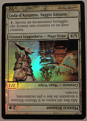 Magic - Mistico KitsuneCoda-d'Autunno, Saggio Kitsune ITA FOIL