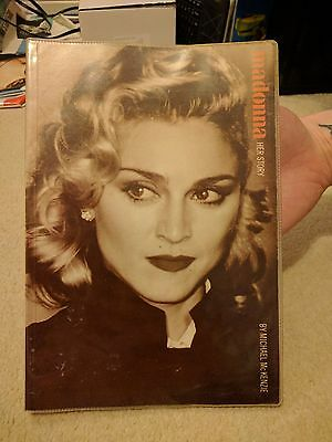 Madonna Her Story Book By Michael McKenzie
