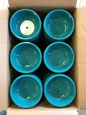 Wholesale Lot Aladdin Temp Rite 31858 Allure Insulated 8 Ounce Bowl 48 Ct Teal