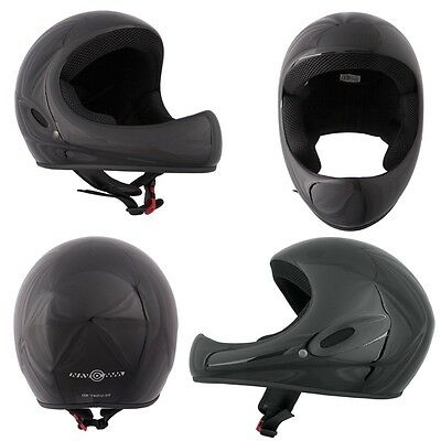 Headset Helmet. For paragliders and hang-gliders  White / Black