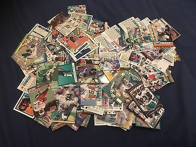 Miami Dolphins Trading Cards NFL Lot Of 10 Random Different Cards!