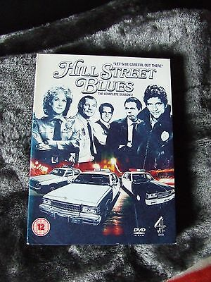 Hill Street Blues - Series 2 - Complete (DVD, 2006)