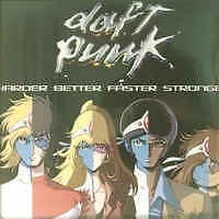 "Daft Punk - Harder Better Faster Stronger, 12"" Vinyl, Top Condition, Rare!!"