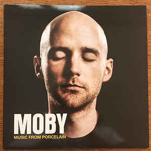 """Moby – Music From Porcelain, limited rare 12"""" vinyl.  Mint condition."""