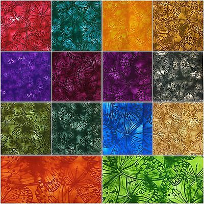 Fabric Freedom 100% Cotton 'Butterfly Melody' Craft & Fashion Fabric Material