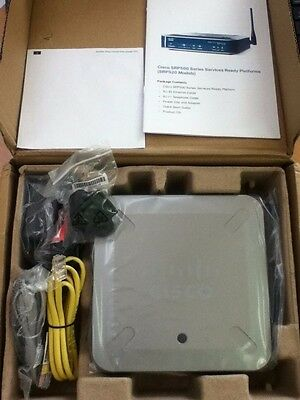 Cisco Small Business Pro SRP527W - NEW