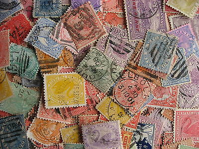 AUSTRALIAN STATES searcher mixture (heavy duplicates,very mixed condition)of 100