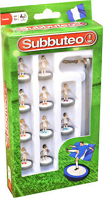 Official REAL MADRID 2017 Subbuteo Team Football Soccer Toy Game Kids Licensed